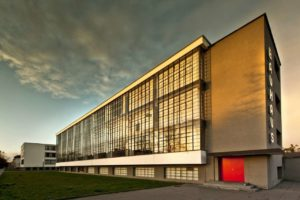 E3 Visiting the Home of the German Environmental Agency and Bauhaus architecture
