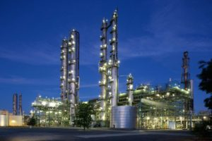 E5 Piesteritz nitrogen industry – Insights in the facility