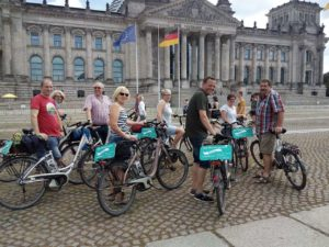 E1a Ebike-Tour through Berlin (Classic Tour)