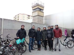 E1b Bike-Tour through Berlin (Berlin Wall Tour)